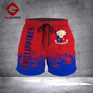 Philippines 3D printed shorts DRW