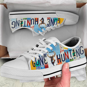 DEER HUNTING - LOW TOP SHOES