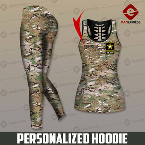 MTP CUSTOMIZE US ARMY COMBO TANK + LEGGING