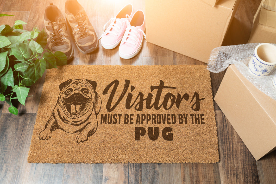 APPROVED BY THE PUG