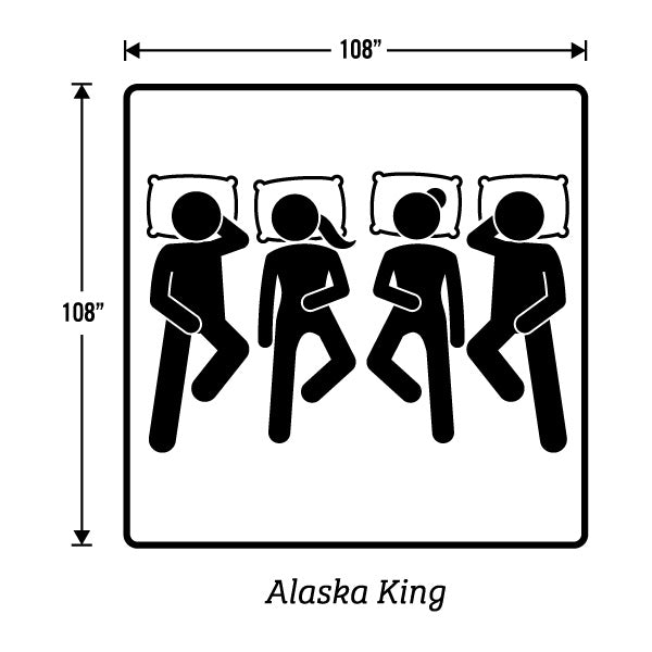 Alaska King Size Mattress
