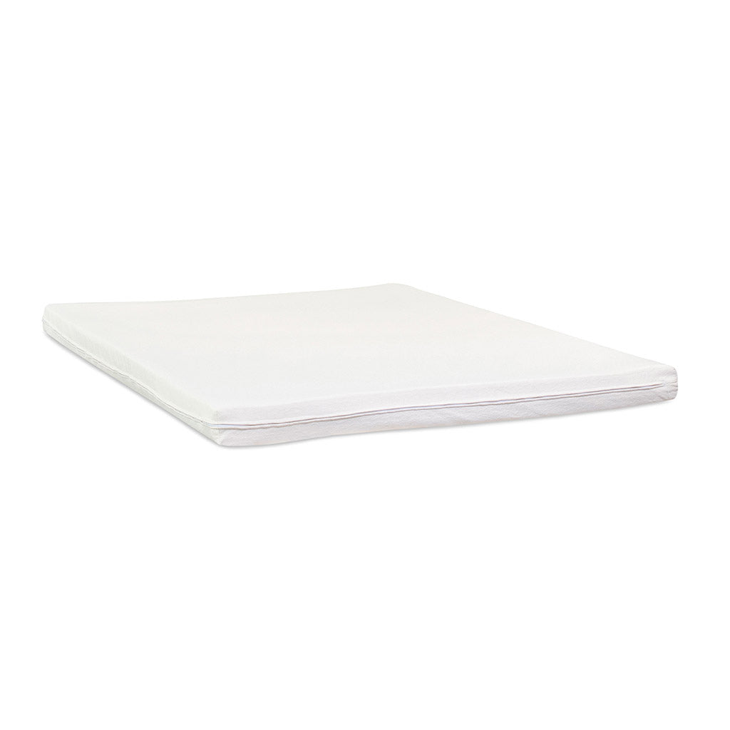 "4"" Dual-Zone Latex Mattress Topper"