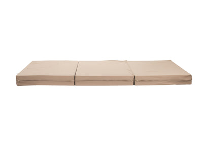 2lb High Density Folding Mattress Side Flat