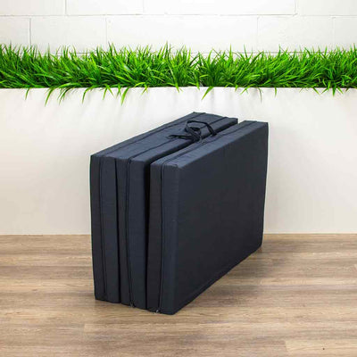 Twin Folding Mattress with Grass