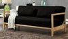Loft Sofa Bed Black