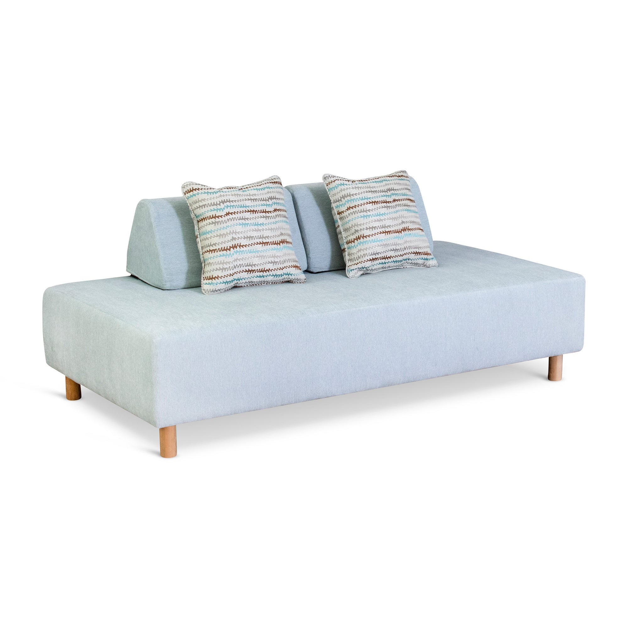 Osler Daybed with 2 Wedges