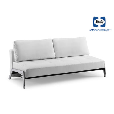 Borolo Sofa Sleeper - White