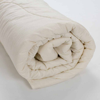 Rolled Wool Duvet