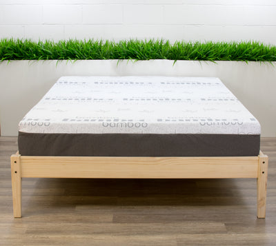The Custom Hemlock Memory Foam Mattress