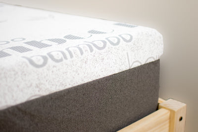 Grouse Memory Foam Mattress Corner Picture