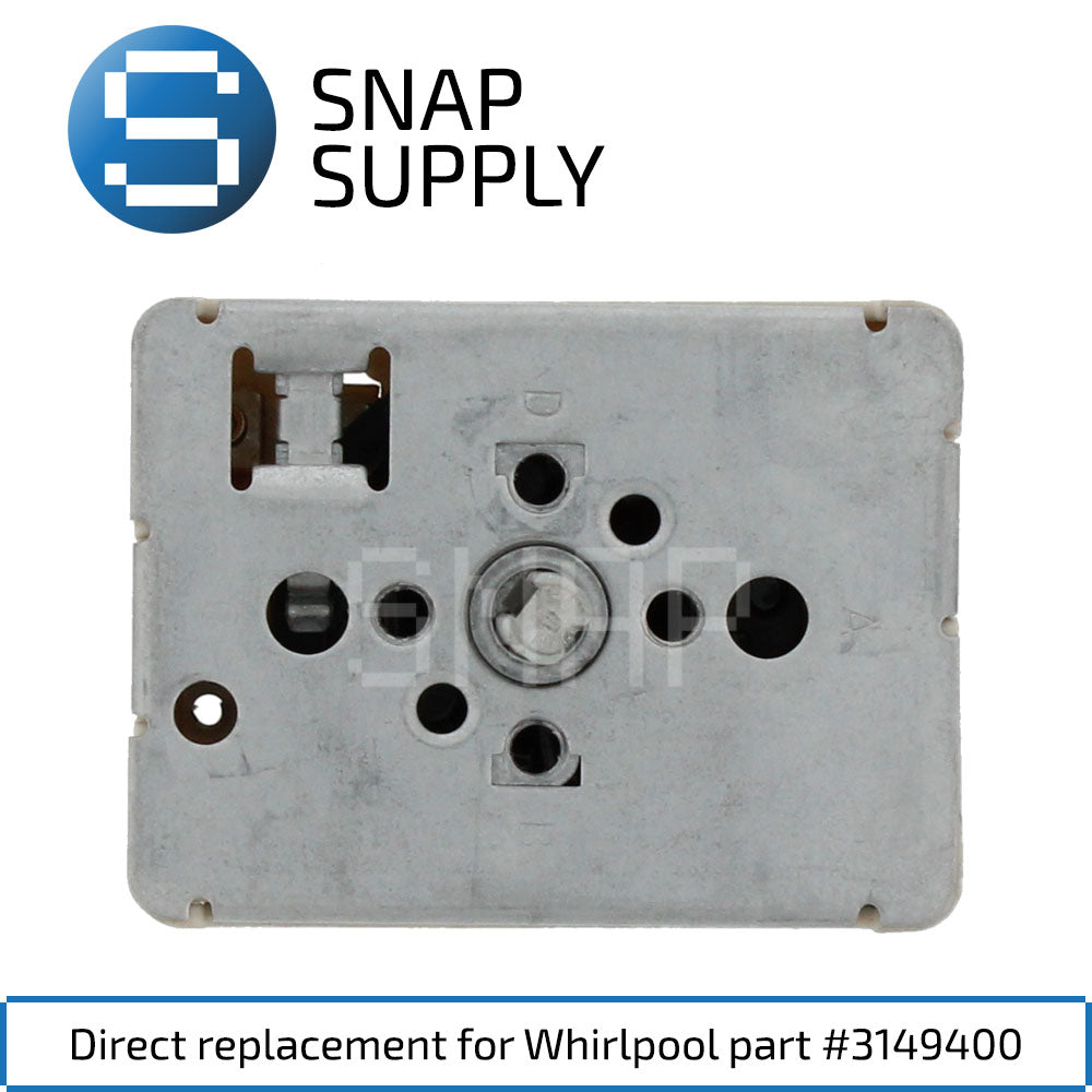 Replacement Surface Element Switch for SNAP Supply 3149400