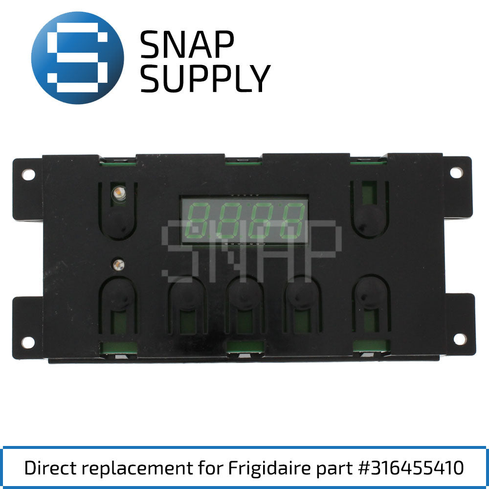 Replacement Oven Control Board for SNAP Supply 316455410