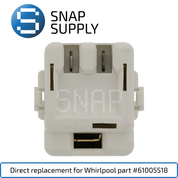 Replacement Relay & Overload for SNAP Supply 61005518