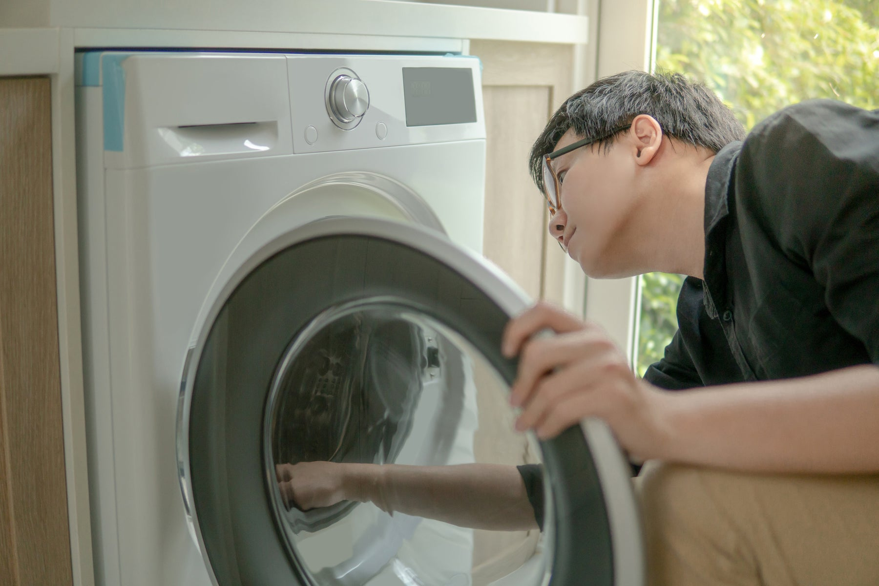 Washer is Noisy