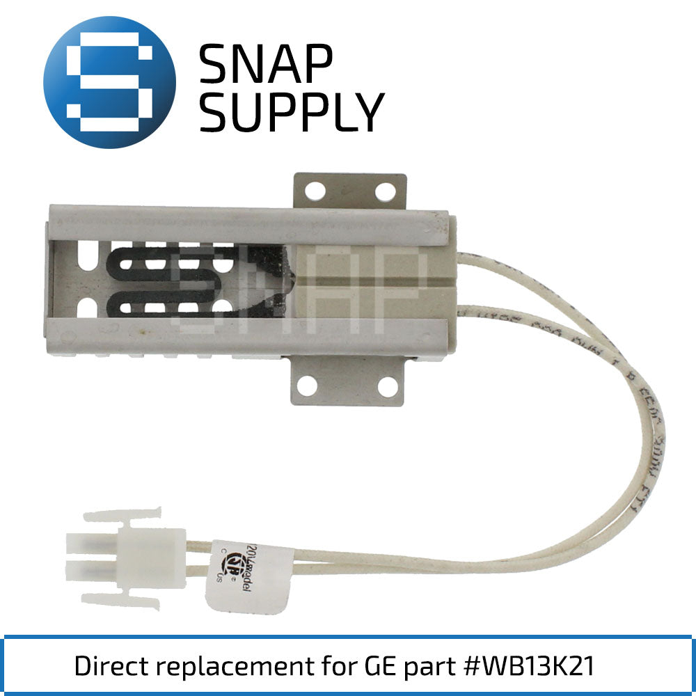 Replacement Igniter Kit for SNAP Supply WB13K21