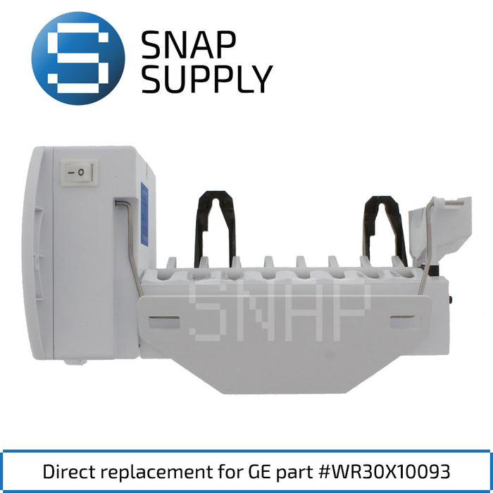 Replacement Ice Maker for SNAP Supply WR30X10093