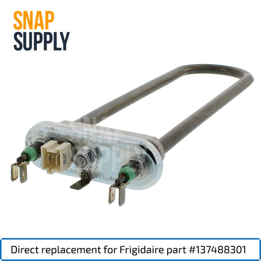 137488301 Heating Element for Frigidaire - Snap Supply -Home Improvement [Product_Sku]