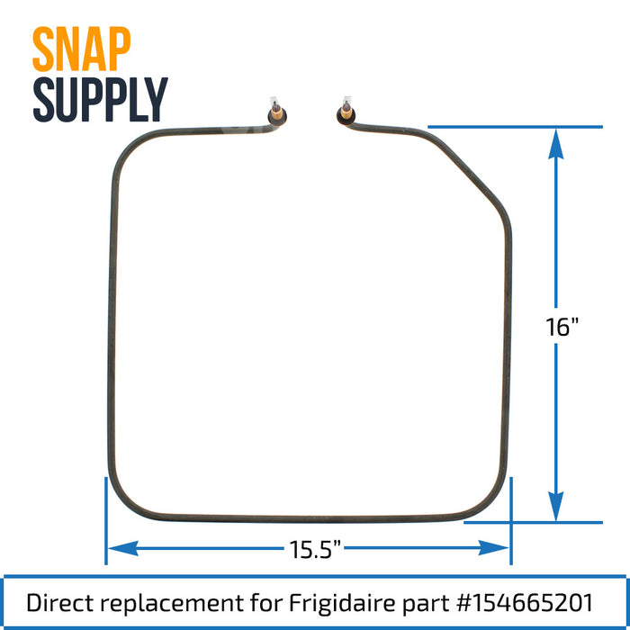 154665201 Dishwasher Element for Frigidaire - Snap Supply -Dishwasher Element [Product_Sku]
