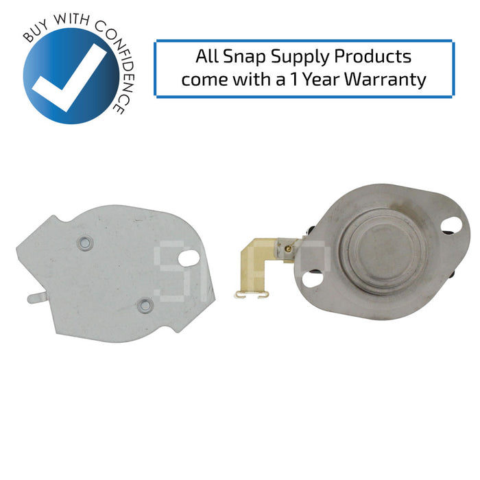 279816 Dryer Limit & Fuse Kit for Whirlpool - Snap Supply -Dryer Parts and Accessory [Product_Sku]