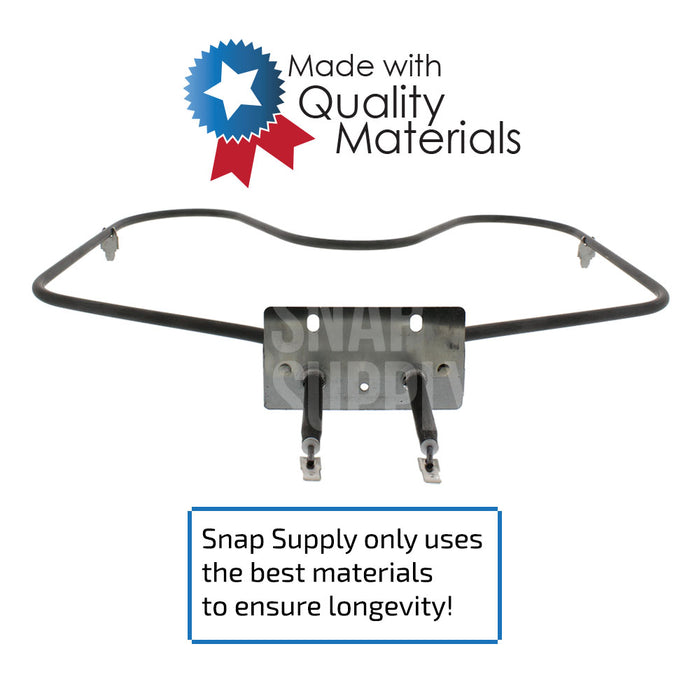 308180 Bake Element for Whirlpool - Snap Supply -Element [Product_Sku]