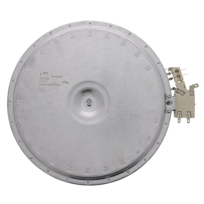 316282000 Surface Element for Frigidaire