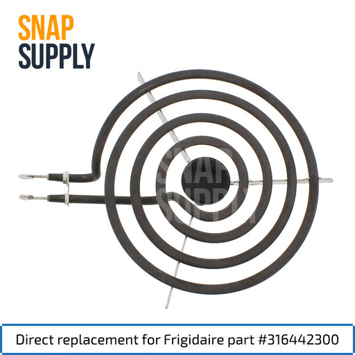 "316442300 8"" Surface Element for Frigidaire - Snap Supply -Element [Product_Sku]"