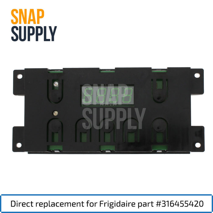 316455420 (Electric) Oven Control Board for Frigidaire - Snap Supply -Oven Parts and Accessory [Product_Sku]