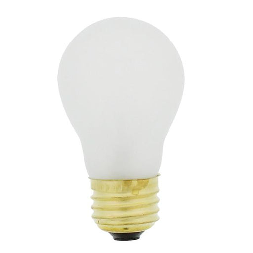 40A15 Incandescent Shatter Resistant Light Bulb 40-Watt, Medium Based, A15 - Snap Supply -Oven Parts and Accessory [Product_Sku]