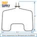 4328405 Bake Element for Whirlpool - Snap Supply -Element [Product_Sku]