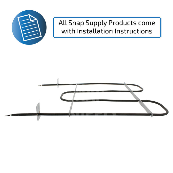 Broil Element para Whirlpool - Snap Supply -Element [Product_Sku]