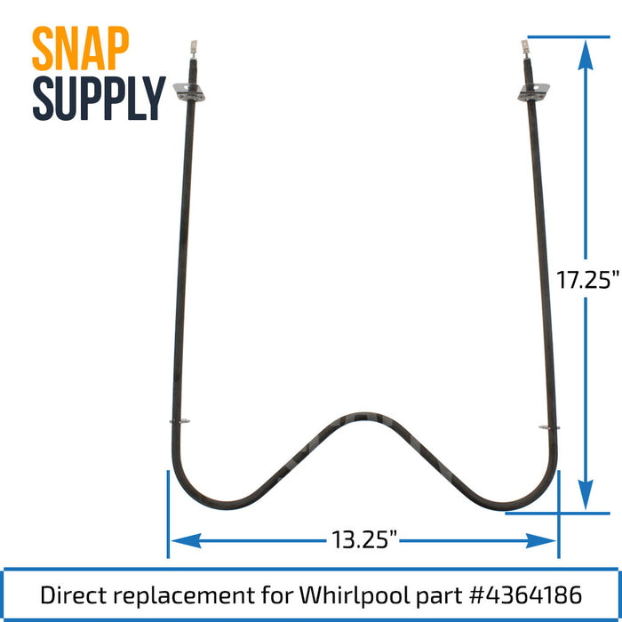 Whirlpool Bake Element - Snap Supply -Element [Product_Sku]