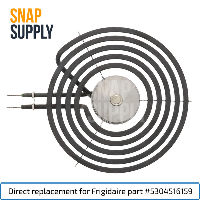 "5304516159 8"" Surface Element for Fridigaire - Snap Supply -Element [Product_Sku]"