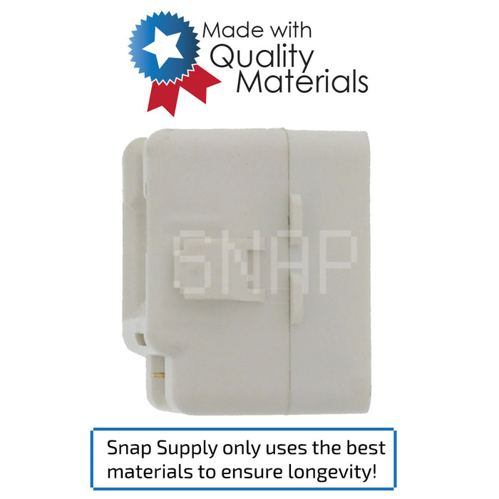 61005518 Relay & Overload for Whirlpool - Snap Supply -Dryer Parts and Accessory [Product_Sku]