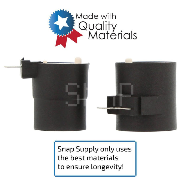 279834 Dryer Gas Valve Coil Kit - Snap Supply -Dryer Parts and Accessory [Product_Sku]