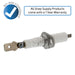 62-23543-01 Flame Sensor for Rheem - Snap Supply -Home Improvement [Product_Sku]