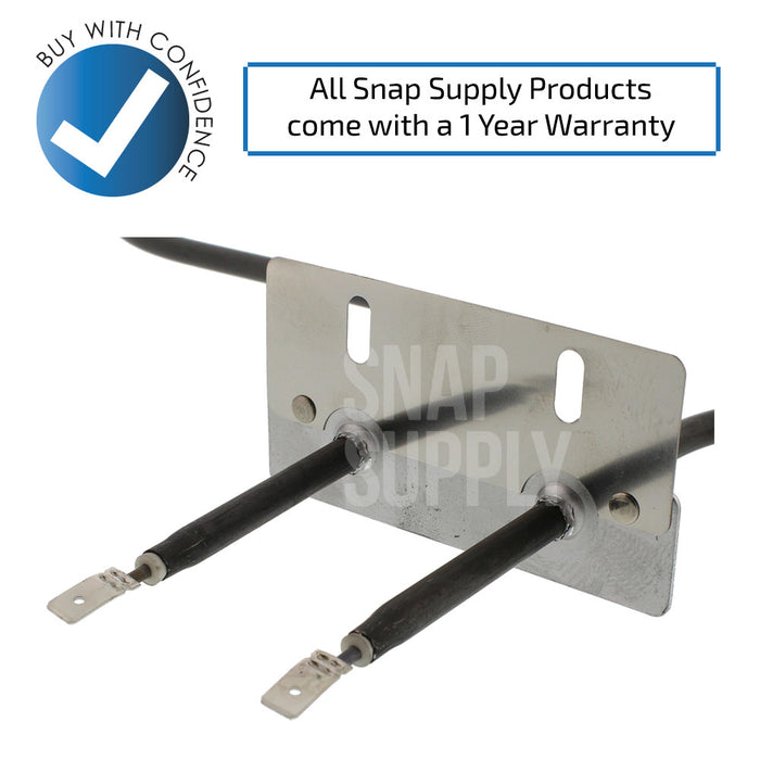 77001094 Bake Element for Whirlpool - Snap Supply -Element [Product_Sku]