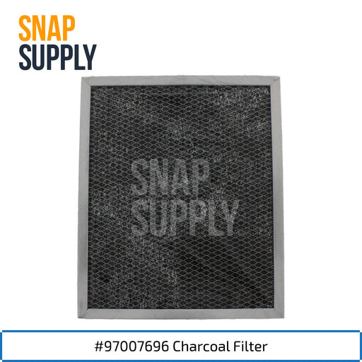 97007696 Charcoal Filter for Broan - Snap Supply -Oven Parts and Accessory [Product_Sku]