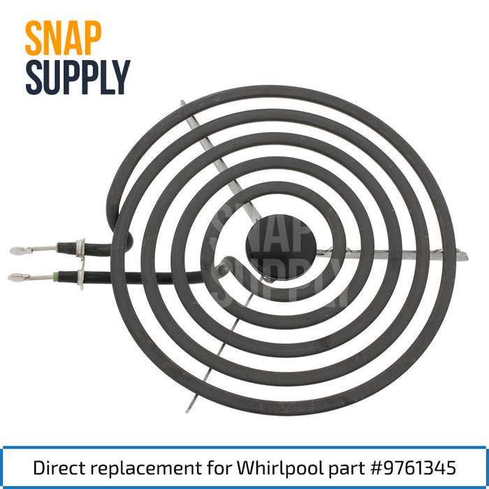 "9761345 8"" Surface Element for Whirlpool - Snap Supply -Element [Product_Sku]"