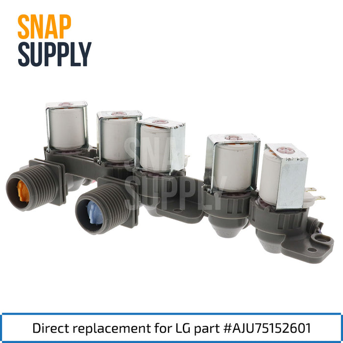 AJU75152601 Water Inlet Valve for LG