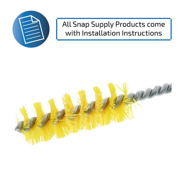 B23C Straw Cleaning Brush - Snap Supply -Home Improvement [Product_Sku]