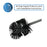 B313C Drain Brush - Snap Supply -Home Improvement [Product_Sku]