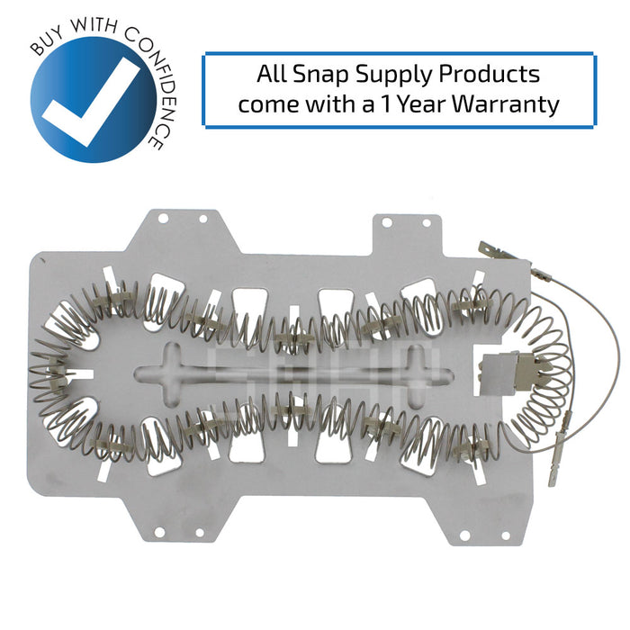 DC47-00019A Dryer Element for Samsung - Snap Supply -Dryer Element [Product_Sku]