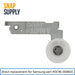 "Idler pulley with text ""Direct replacement for Samsung part #DC96-00882C"""