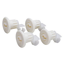 WD12X383 Dishwasher Rack Roller for GE