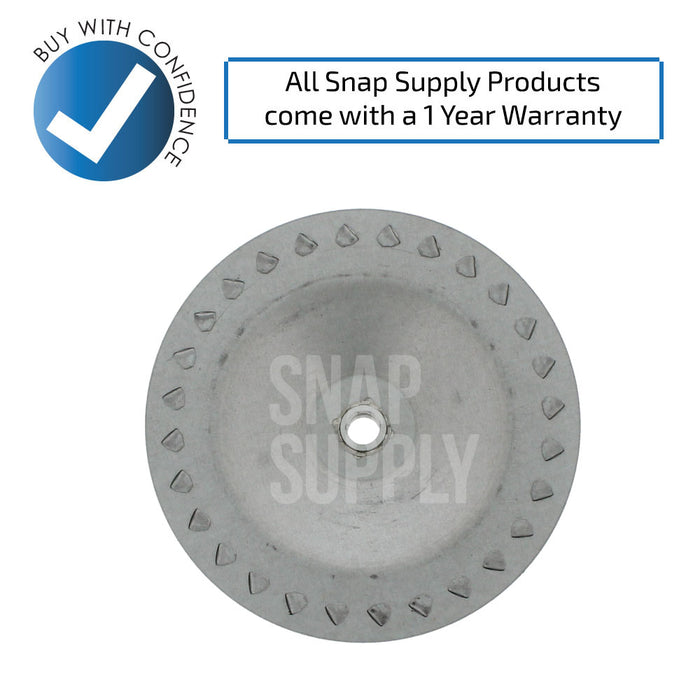 318984-753 & LA11AA005 Inducer Motor & Blower Wheel Kit for Carrier - Snap Supply -Home Improvement [Product_Sku]