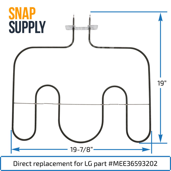 MEE36593202 Heater Sheath for LG - Snap Supply -Element [Product_Sku]