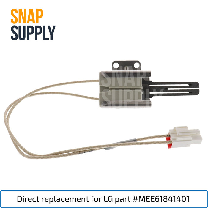 MEE61841401 Range Igniter for LG - Snap Supply -Oven Parts and Accessory [Product_Sku]