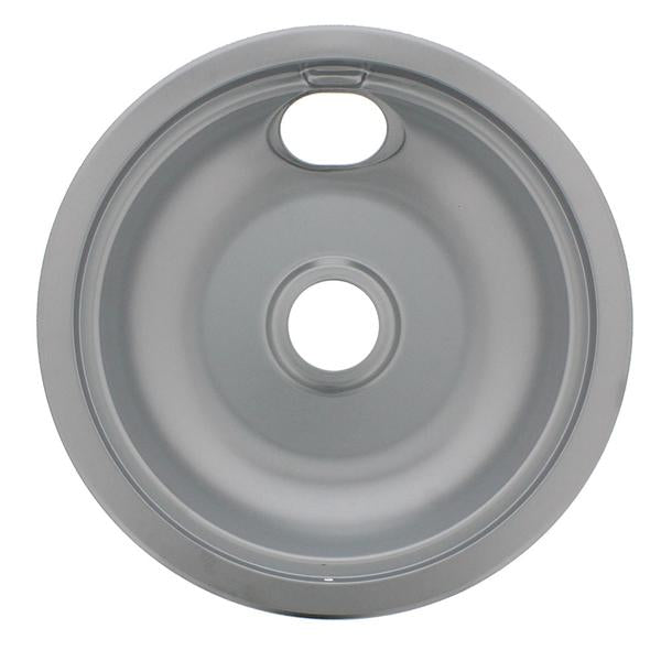 "W10196405RW 8"" Stove Top Drip Pan - Snap Supply -Oven Parts and Accessory [Product_Sku]"
