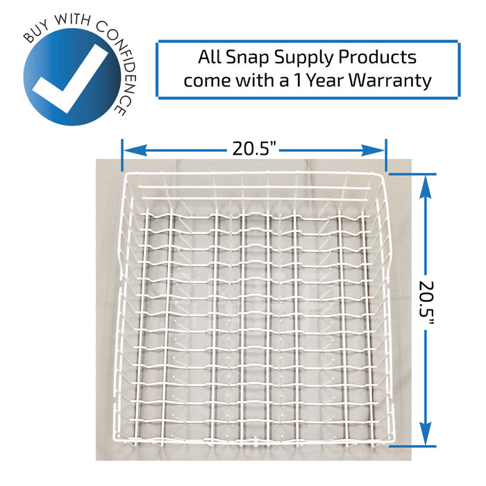 W10779821 Upper Rack for Whirlpool - Snap Supply -Home Improvement [Product_Sku]
