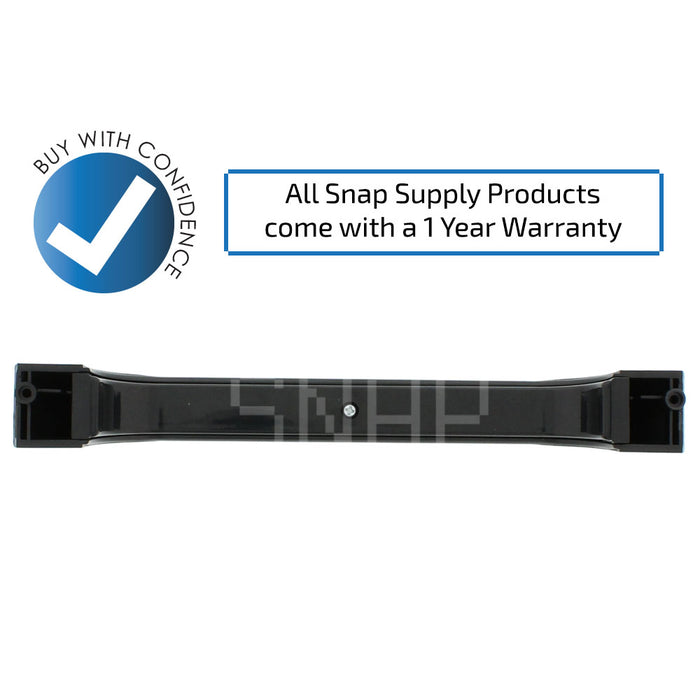 WB15X321 Microwave Door Handle for GE - Snap Supply -Home Improvement [Product_Sku]